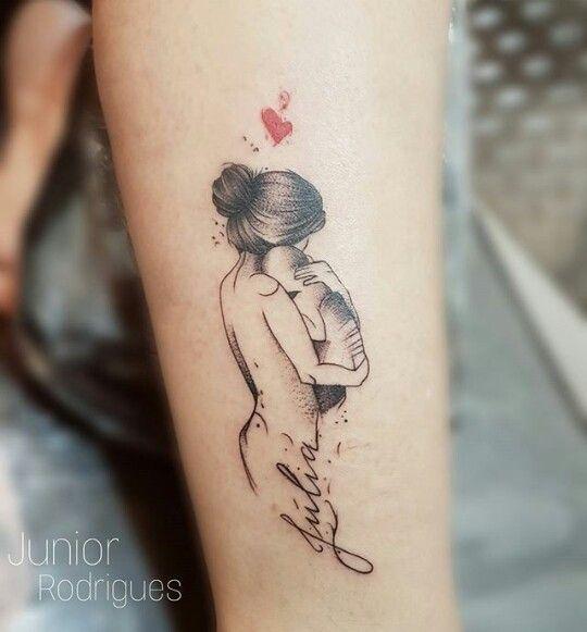 tatuajes para una mujer embarazada