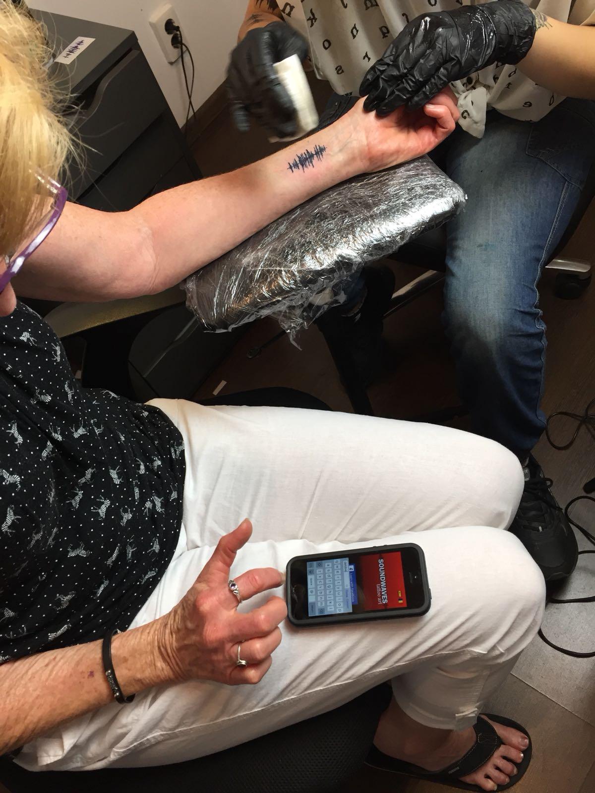 Debbie - Tatuaje Audio